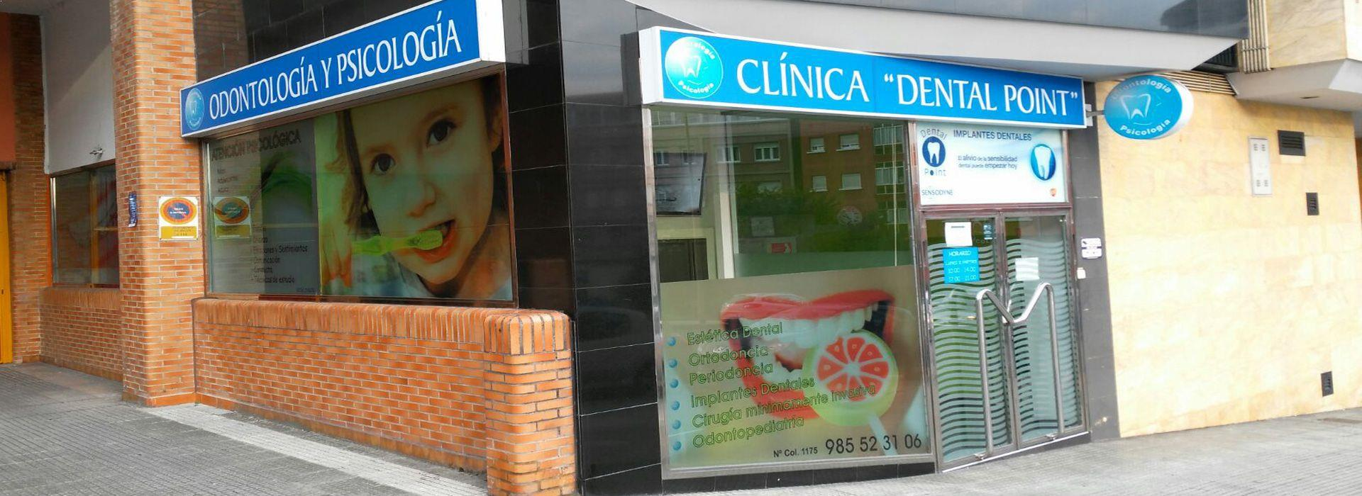 Dentista Asturias, clinica dental point aviles, estetica dental